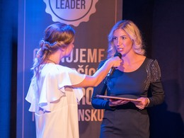 Gala večer FIT LEADER 2017 - Program
