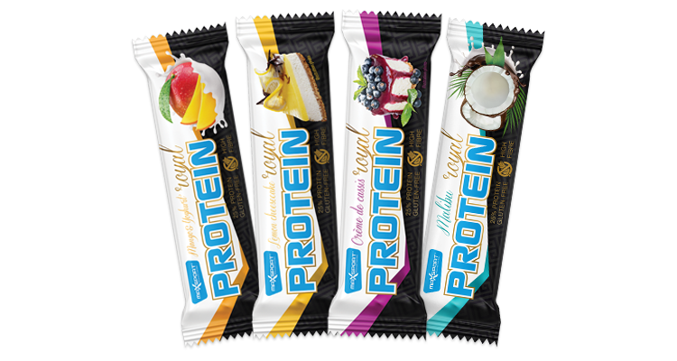 Max Sport Royal Protein Bar