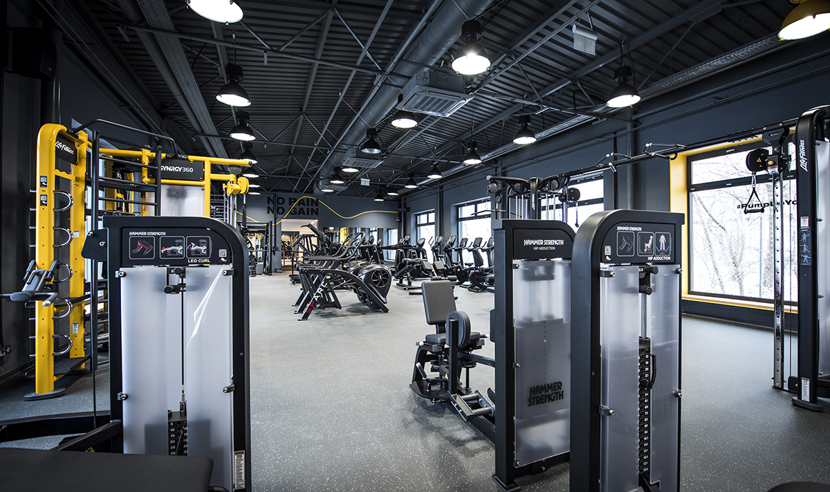Pump Fitness Centrum
