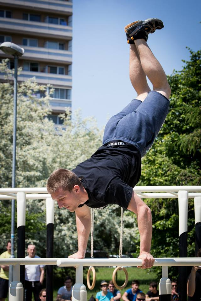 MS street workout